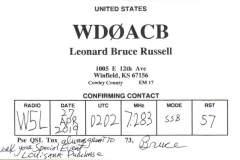 W5L 2019 Call District 0